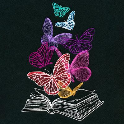 Fantastical Butterfly Book_image