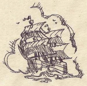 Clipper Ship_image
