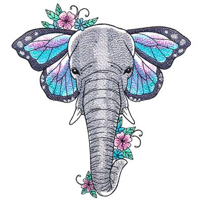 Butterfly Dreams Elephant_image