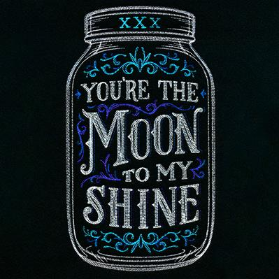 You're The Moon to My Shine_image