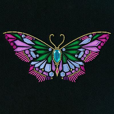Bejeweled Enchantment Butterfly_image