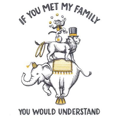 If You Met My Family_image