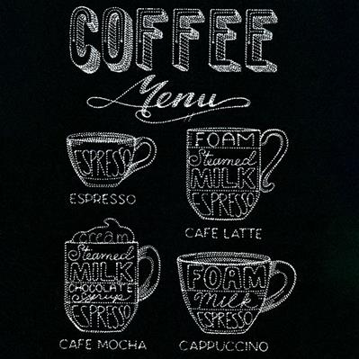 Hipster Cafe Coffee Menu_image