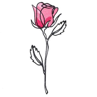 Simple Rose_image