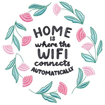 Home Is Where the Wi-Fi Connects_image