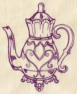 Fancy Teapot_image