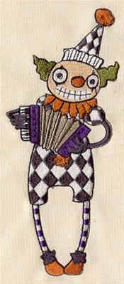 Harlequin Clown_image