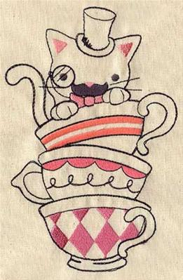 Mr. Whiskers' Tea Party_image