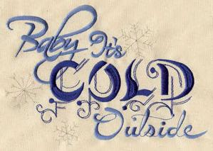 Baby It's Cold Outside_image