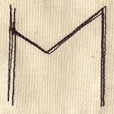 Handwriting Letter M - Uppercase_image