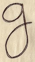 Handwriting Letter G - Lowercase_image
