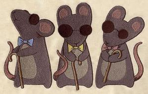 Nursery Rhymes - Three Blind Mice_image