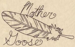 Nursery Rhymes - Mother Goose Sketch_image