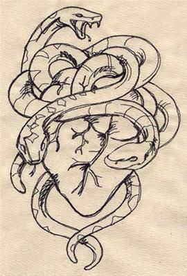 Snakes and Heart_image