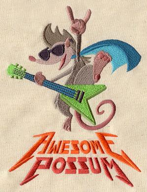 Awesome Possum_image