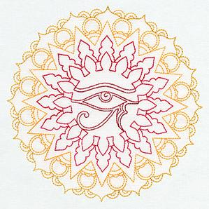 Eye of Ra Medallion_image