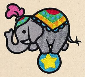Too Cute Circus - Enchanted Elephant_image