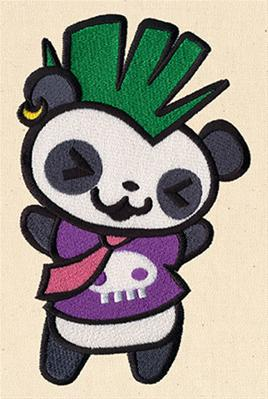 Adorable Adventure - Punk Panda_image