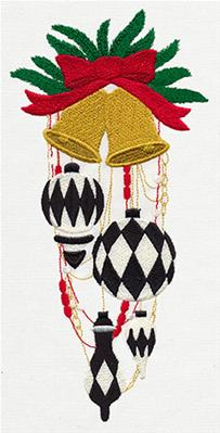 Harlequin Ornaments_image