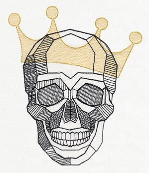 Crowned Skull_image
