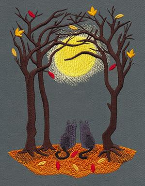 Moonlit Autumn_image