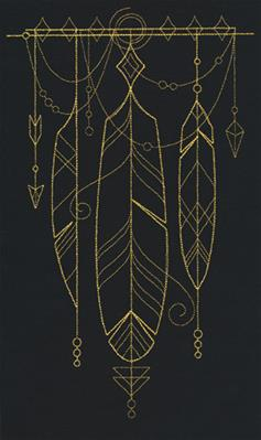 Talisman - Draping Feathers_image