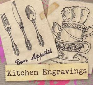 Kitchen Engravings (Design Pack)_image