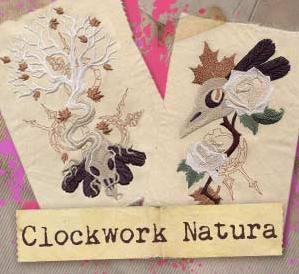 Clockwork Natura (Design Pack)_image