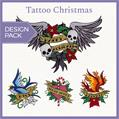 Tattoo Christmas (Design Pack)_image