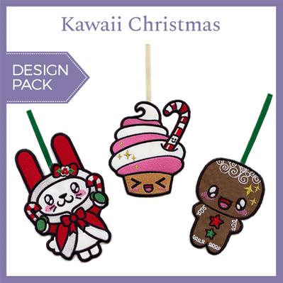 Kawaii Christmas (Design Pack)_image