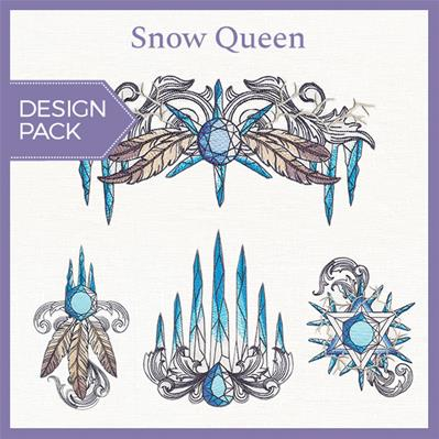 Snow Queen (Design Pack)_image