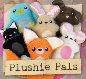 Plushie Pals (Stuffed) (Design Pack)_image