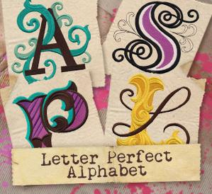 Letter Perfect Alphabet (Design Pack)_image