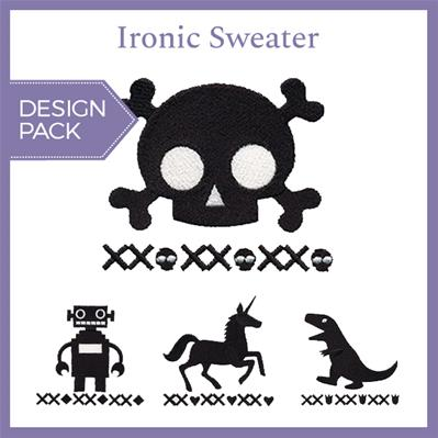 Ironic Sweater (Design Pack)_image