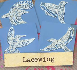 Lacewing (Lace) (Design Pack)_image