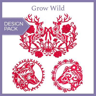 Grow Wild (Design Pack)_image