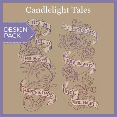 Candlelight Tales (Design Pack)_image