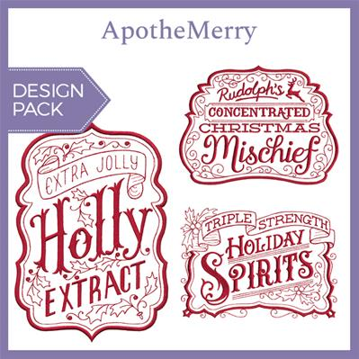 ApotheMerry (Design Pack)_image