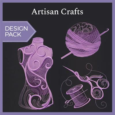 Artisan Crafts (Design Pack)_image