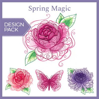 Spring Magic (Design Pack)_image