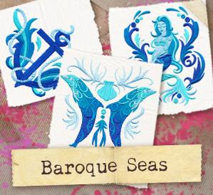 Baroque Seas (Design Pack)_image