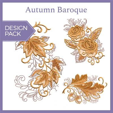 Autumn Baroque (Design Pack)_image