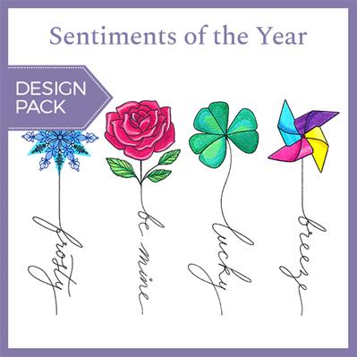 Sentiments of the Year (Design Pack)_image