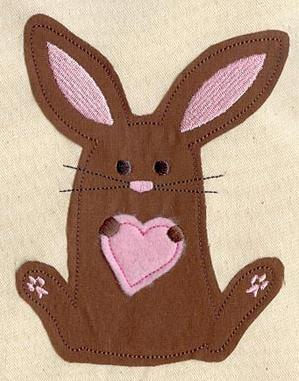 Mr. Bun (Applique)_image