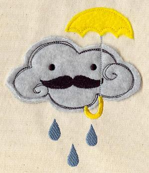 Senor Cloud (Applique)_image