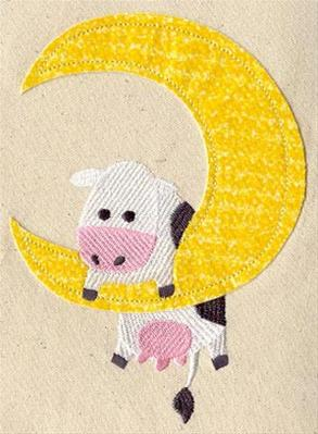 Over the Moon (Applique)_image