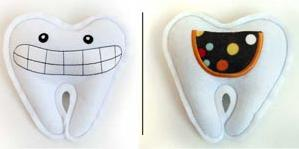 Smile (Tooth Fairy Pillow)_image