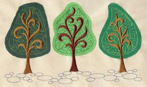 Forest for the Trees (Applique)_image
