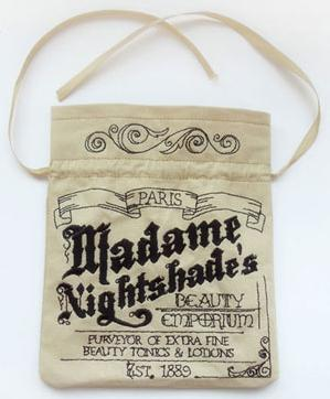 Madame Nightshade's Bag (In the Hoop)_image