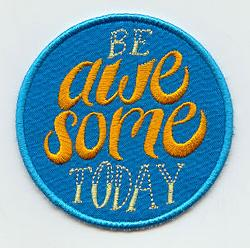 Be Awesome Today (Patch)_image